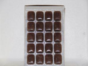 Nourriture congelée artemia emballé par 10 blisters de 100 g