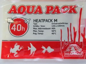 Aqua pack – Heat Pack 40H
