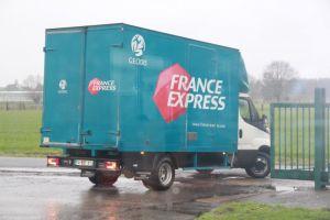 Livraison rapide aussi en France